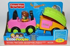 Little People Car & Camper *BNIB*