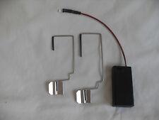 SET VSP-CLASSIC VIOLIN SOUND POST SETTER+PRO-2 MODEL+ LIGHT focus white