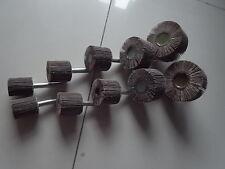 Schleifstifte Fächerschleifer 6 mm Schaft 10 Stück Korn 120 ETFS-SET-120
