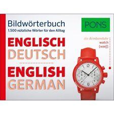 NEU: PONS Bildwörterbuch ENGLISCH - die wichtigsten Wörter für den Alltag