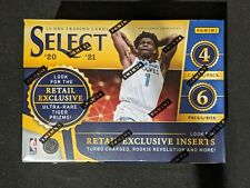 2020-21 Panini Select NBA Basketball Blaster Box Brand New - Ready To Ship free