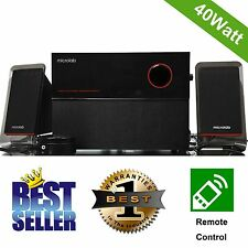 Acoustic Hifi Subwoofer Home Theater Amplifier Satellite Home Audio Speaker