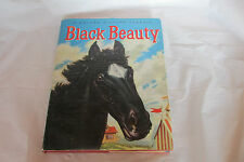 COLLECTABLE CHILDREN'S BLACK BEAUTY 1956 HARD BACK- EXCELLENT BOOK-A.SEWELL