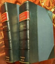 A.CASPARY COLLECTION: auction catalogue sales in 2 vol.  1955-1958