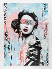 Hush - Trial and Errors - 2015 Screen Print Poster Signed Numbered Limited 250