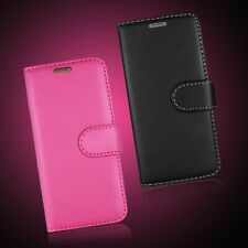 FOR HTC ONE A9 & MANY BOOK LEATHER WALLET CARD SLOT FULL SECURE PHONE CASE COVER