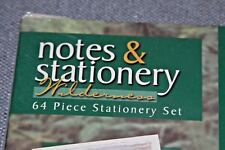 Vintage Notes & Stationary 64 Piece Wilderness