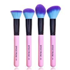 Spectrum- 4 PIECE CONTOUR FACE SET - Premium Makeup Brush Set - Super Soft- Pink