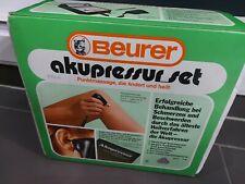 BEURER AKUPRESSUR SET Drücker-SetTriggerpunkt-Massage AKKUPRESSUR