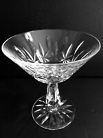 """WATERFORD Rosslare Pattern 1 Champagne Tall Sherbet Glass 4 3/4"""" Retired"""