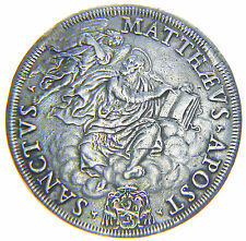 [NC] STATO PONTIFICIO - INNOCENZO XI - PIASTRA 1676 ANNO I - ROMA (nc1595)