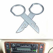 Car Iron Radio Repair Removal Tool Key Trim Installation Kits For VW Audi Ford