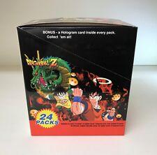 Dragon Ball Z Series 1 - New Trading Card Hobby Box - DBZ, JPP/Amada ArtBox 1996