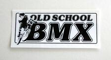OLD SCHOOL BMX decal sticker vintage GT HUTCH DYNO Mongoose PK RIpper HARO rad