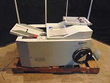 Standard Register 609E Image Seal With Extra Trays & Operator Manual - S3648