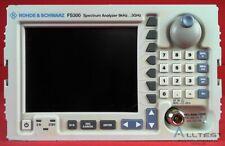 Rohde & Schwarz FS300  Spectrum Analyzer