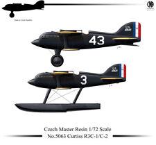 Czech Master Resin 1/72 Curtiss R3C-1/C-2 # 5063