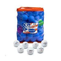 Second Chance Lake Golf Balls with Storage Bag 100 Balls