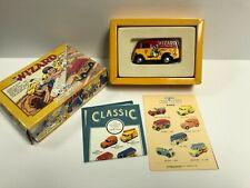 Wizard Morris J Van 98758 Corgi Comic Classics Limited Editions diecast