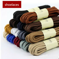 Shoe Laces Round Bootlaces Walking Boot Hiking Boot Strong Laces 4mm wide