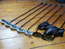Ping Men's Graphite Shaft Iron Set Golf Clubs
