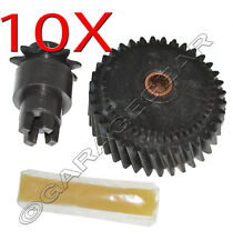 10 x GARAGE DOOR Drive Gear & Sprocket Coupling KIT Wayne Dalton 305894 / 260525