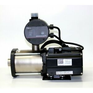 Grundfos CMB-SP 3-37 Self priming Water Pressure System with PM2 Controller