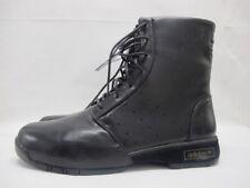 Mens Adidas Muhammad Ali  Boot Hi Leather Lace Up Black Boots UK 11 EU 46