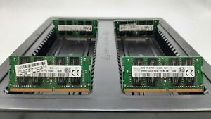 LOT 4 HYNIX HMA41GS6AFR8N-TF 8GB DDR4 PC4-2133P-S 17000 NONECC SODIMM MEMORY RAM
