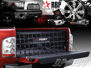 UNIVERSAL RBP FULL SIZE TRUCK TAILGATE NET FOR CHEVY C/K DODGE RAM 1500 2500 350