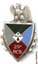 TRAIN. 29 eme Rgt de Commandement et Soutien, RCS. G. 2830. Fab. Drago Paris