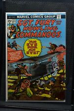 Sgt Fury and His Howling Commandos #121 Marvel Comic 1974 Stan Lee Ayers 4.0