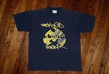 METHOD MAN WU-TANG clan vtg 90s RZA ol dirty rap hip hop tical era T-shirt L/XL