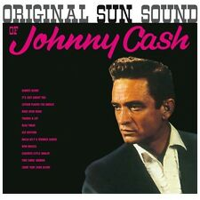 Johnny Cash - Original Sun Sound  NEW SEALED LP Import Get Rhythm!