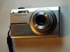 Olympus FE-370 8.0MP Digital Camera - Silver