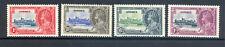 JAMAICA SG 114-17 GV 1935 SILVER JUBILEE SET M/M