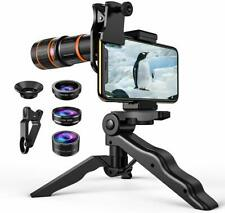 Mobile YouTube Videos and Photography Creation Lens Kit for iPhone 11 Pro Max