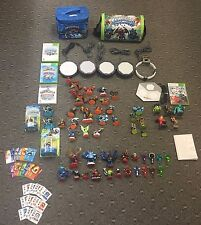 Huge Lot Skylanders Giants Trap Team Portals Spyro adventure Swap Force Infinity
