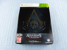 Assassin's Creed IV: Black Flag Skull Edition Microsoft Xbox 360! Wie neu! PAL!