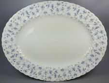 WEDGWOOD WINDRUSH OVAL SERVING PLATTER / MEAT PLATE 39CM X 30CM (PERFECT)
