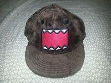 Domo Kun Domokun Japan Anime Monster NEW Tags Furry Snapback Hat Cap Trucker