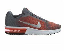 Scarpe arancioni marca Nike per bambini dai 2 ai 16 anni lacci