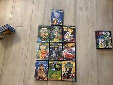 DVD Sammlung Walt Disney 10 Film - Tarzan2 Bärenbrüder Dumbo Mulan2 Cars