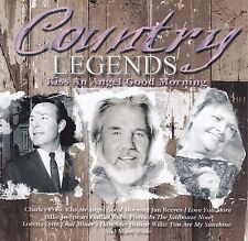 COUNTRY LEGENDS Kiss An Angel Good Morning CD