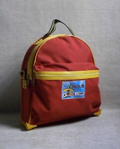 MEXICO 86 pique School Book Bag New Hatjiyannis Made in Greece Greek Vintage