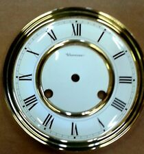 Hermle-Westminster clock dial for 141 movement 150 mm solid brass