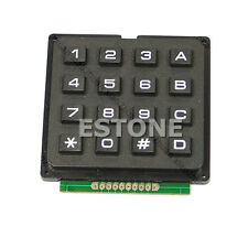 4x4 Matrix high quality Keyboard Keypad Use PIC Key AVR Stamp Sml