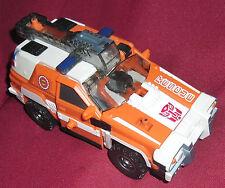 1 ROBOT TRANSFORMERS ARMADA-AUTOBOT/RED ALERT energon,cybertron,ironhide,inferno