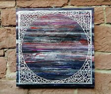 Thomas visalius: Shades Of Jupiter originale dipinto acrilico tela 60x60cm