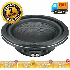 "Shallow 12"" subwoofer for shallow sub box and underseat subwoofer Kenwood SUB"